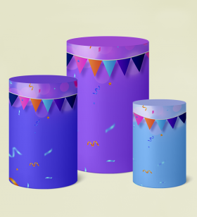 Capa Para Cilindro de Festa - Festa -1