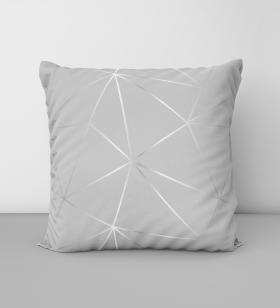 Almofada Geométrico Cinza - Almofadas -1