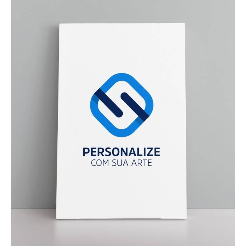 Quadro em Tecido Personalizado - Quadro em Tecido -1