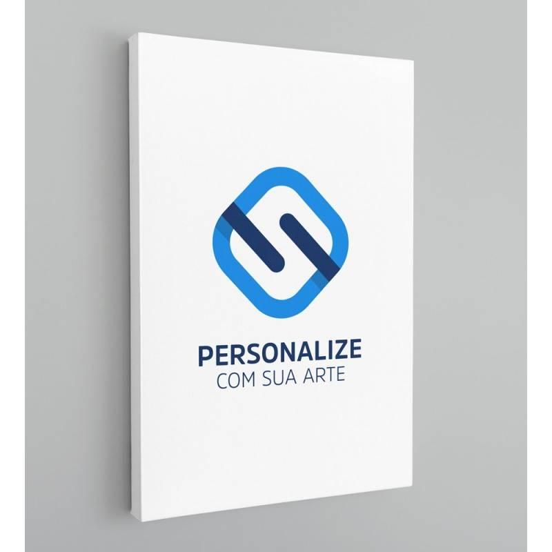 Quadro em Tecido Personalizado - Quadro em Tecido -2