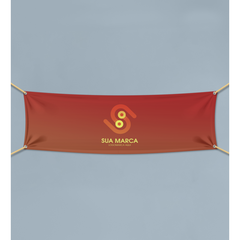 Faixa Personalizada - Revenda - Banner e Lona -1