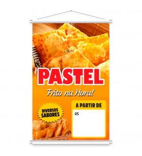 Banner Pronto Pastel 60x90cm